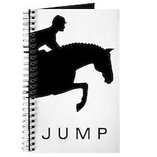 """""""JUMP"""" Hunter Jumper Journal"""