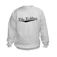 Mike McIntyre, Retro, Sweatshirt