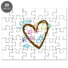 Lucky dog Puzzle