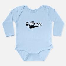 Millburn, Retro, Body Suit