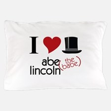 Abe (The Babe) Lincoln Pillow Case