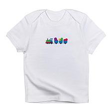 Jelly Bean Train Infant T-Shirt