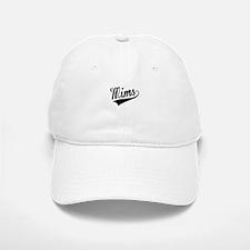 Mims, Retro, Baseball Baseball Baseball Cap