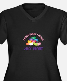 Know What I Mean Plus Size T-Shirt
