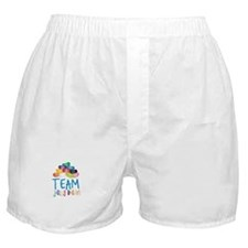 Team Jelly Bean Boxer Shorts