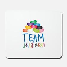 Team Jelly Bean Mousepad