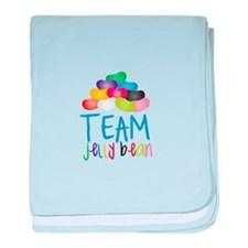 Team Jelly Bean baby blanket