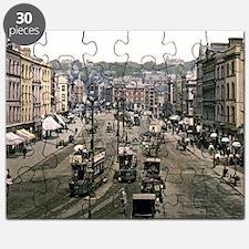 Vintage - Cork, Ireland Puzzle