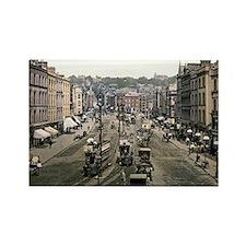 Vintage - Cork, Ireland Rectangle Magnet