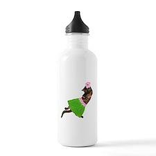 Hula Cat Water Bottle