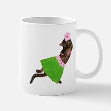 Hula Cat Mugs