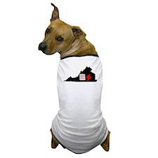Hurricane Charley Dog T-Shirt