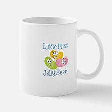 Little Miss Jelly Bean Mugs