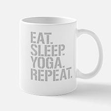 Eat Sleep Yoga Repeat Mugs
