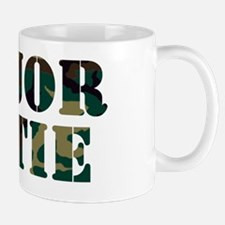 Cute military baby Mug