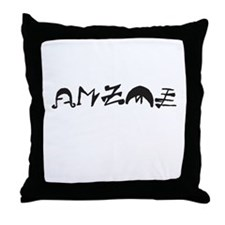 Rhage Ol Throw Pillow