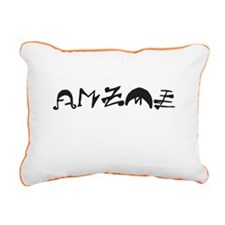Rhage Ol Rectangular Canvas Pillow