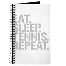 Eat Sleep Tennis Repeat Journal