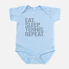 Eat Sleep Tennis Repeat Body Suit