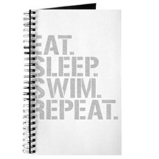 Eat Sleep Swim Repeat Journal