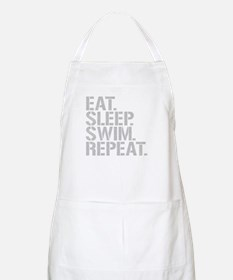 Eat Sleep Swim Repeat Apron
