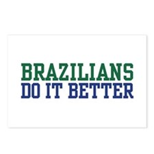 Brazilians Do It Better Postcards (Package of 8)