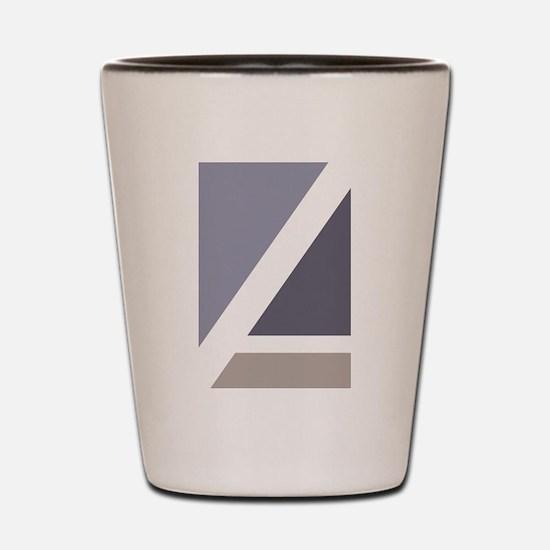 ASPA Logo Shot Glass
