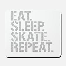 Eat Sleep Skate Repeat Mousepad