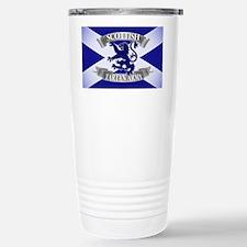 tartan army range  Travel Mug