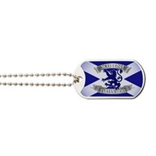 tartan army range  Dog Tags