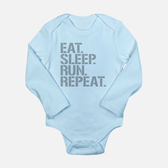 Eat Sleep Run Repeat Body Suit