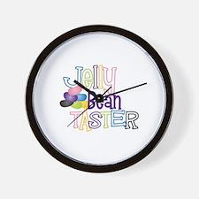 Jelly Bean Taster Wall Clock