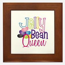 Jelly Bean Queen Framed Tile