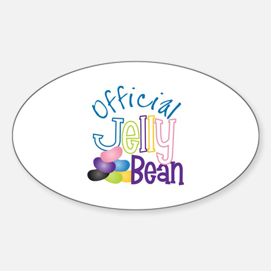 Official Jelly Bean Decal