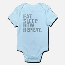 Eat Sleep Row Repeat Body Suit