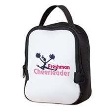Freshman cheerleaders Neoprene Lunch Bag