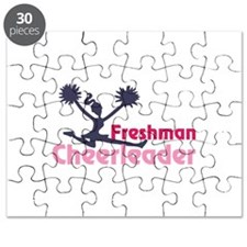 Freshman cheerleaders Puzzle