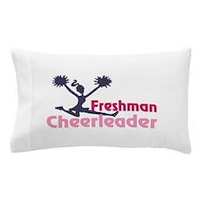 Freshman cheerleaders Pillow Case