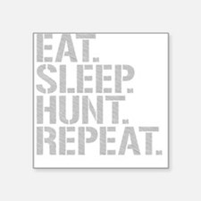 Eat Sleep Hunt Repeat Sticker