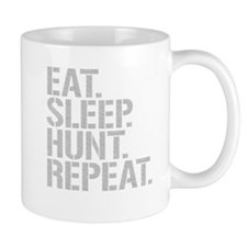 Eat Sleep Hunt Repeat Mugs
