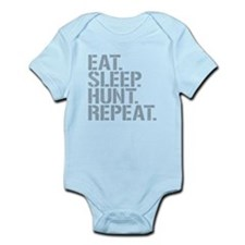 Eat Sleep Hunt Repeat Body Suit