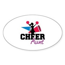 Cheer aunt Decal