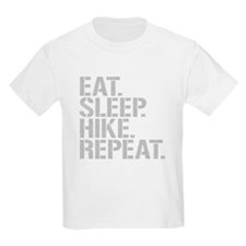 Eat Sleep Hike Repeat T-Shirt