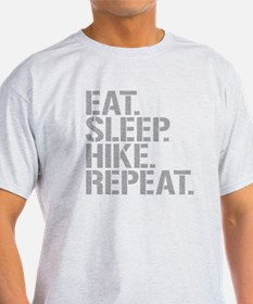 Eat Sleep Hike Repeat T-Shirt