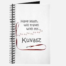 Kuvasz Travel Leash Journal