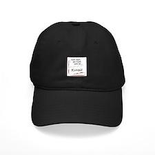 Kuvasz Travel Leash Baseball Hat