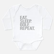 Eat Sleep Golf Repeat Body Suit