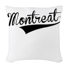 Montreat, Retro, Woven Throw Pillow