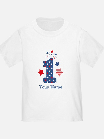 Firecracker 1st Birthday T