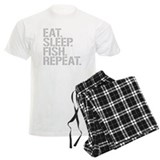 Fishing Men's Light Pajamas
